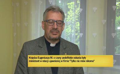 Ks. Piotr Kieniewicz o zasłonięciu pomnika w Licheniu