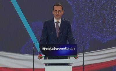 Morawiecki: przyczyniamy się do najniższego od lat bezrobocia w Łodzi