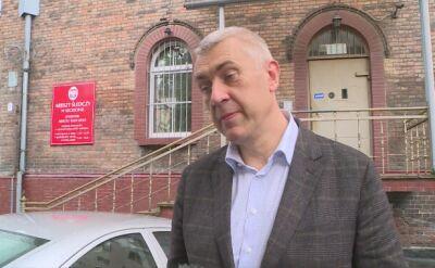 Mecenas Giertych po spotkaniu z posłem Gawłowskim