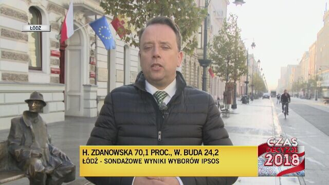 Zdanowska: normalnie obejmuję urząd