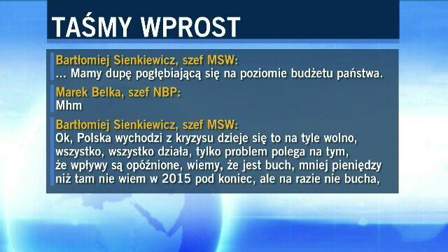 Rozmowa Sienkiewicza z Belką