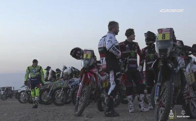 Podsumowanie 1. etapu Rajdu Dakar w kategorii motocykli