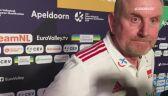 Jacek Nawrocki widzi przyszłość w polskim zespole