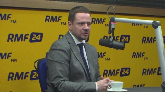 """Trzaskowski: broń dla Ukrainy to """"opcja, która pojawiła się za sprawą Amerykanów"""""""