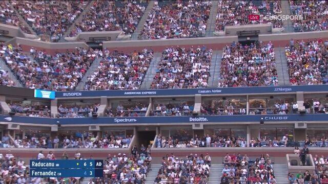 Emma Raducanu wygrała US Open