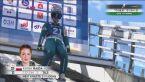 Skok Kingi Rajdy z 2. serii konkursu LGP w Czajkowskim