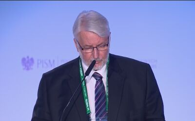 Witold Waszczykowski at the Global Forum 2017