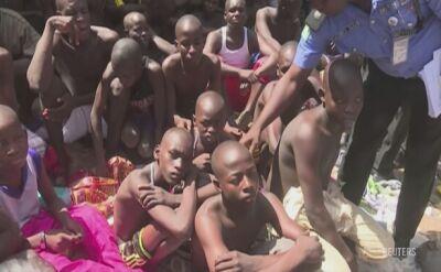 Nigeryjska policja uwolniła uczniów więzionych w szkole koranicznej