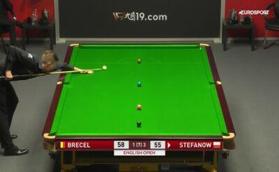 Stefanów pokonał Brecela w pierwszej rundzie English Open