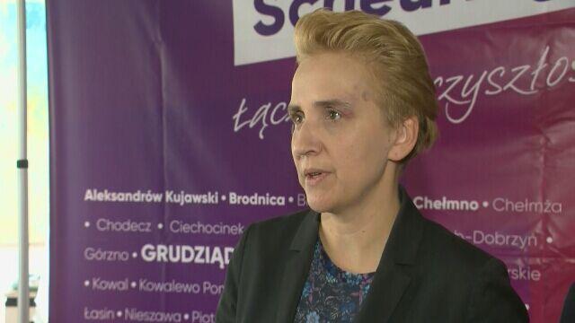 Scheuring-Wielgus: cieszę się, że lewica wróciła do Sejmu