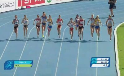Sofia Ennaoui wygrała bieg na 1500 m na drużynowych ME