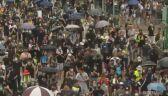 Kolejne protesty w Hongkongu