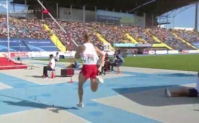 Piotr Lisek najlepszy na drużynowych mistrzostw Europy