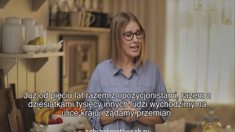 Sobczak przekonuje, że jest opozycjonistką