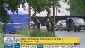 Na razie nie wiadomo ile strzałów oddał policjant