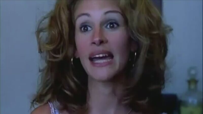 """Julia Roberts w oscarowej roli jako """"Erin Brockovich"""""""