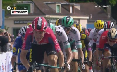 7. etap Tour de France dla Dylana Groenewegena