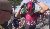 Michał Kwiatkowski po 3. etapie Tour de France