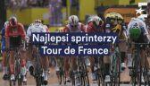 Najlepsi sprinterzy w historii Tour de France