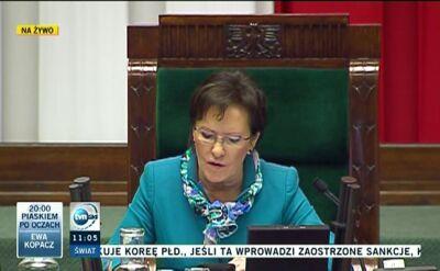 """Sejm mówi """"nie"""" związkom partnerskim"""