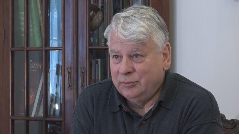 Bogdan Borusewicz: Jest to bardzo waleczny i sprawiedliwy człowiek