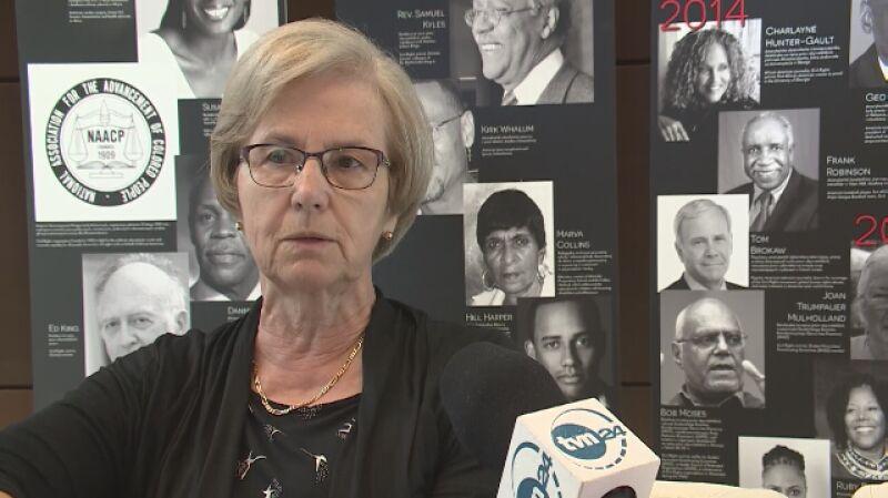Danuta Wałęsowa:  Gdybym została poproszona, żeby iść z Frasyniukiem protestować, tobym też poszła