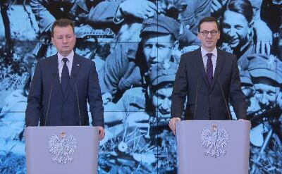 Morawiecki o powodach powstania ustawy degradacyjnej cz. 2