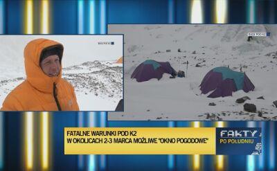 Bedrejczuk: mam najlepszy widok na K2