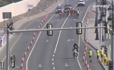 Łucenko najlepszy na 2. etapie Tour of Oman