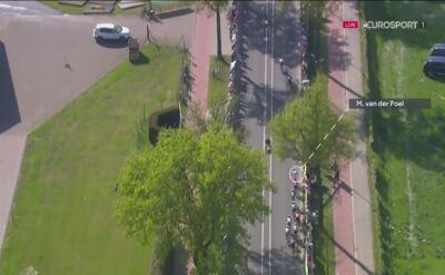 Tak Van der Poel wyrwał triumf w Amstel Gold Race