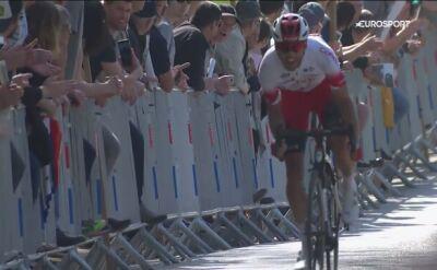Simon wygrał Tour du Finistere