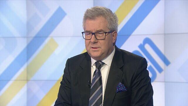 Ryszard Czarnecki o relacjach z Ukrainą