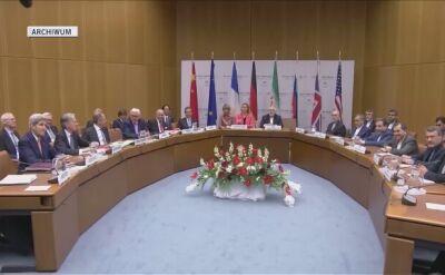 Podpisanie porozumienia atomowego z Iranem