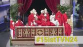 15 lat TVN24. 2 kwietnia 2005 roku - umiera papież Jan Paweł II