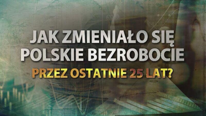 Bezrobocie w Polsce. Jak zmieniło się przez ostatnie 25 lat?
