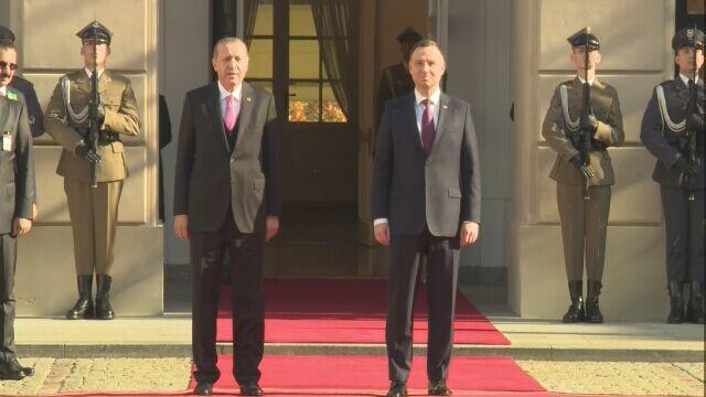 Marszałek Sejmu zwróci się o informację w sprawie wizyty Erdogana