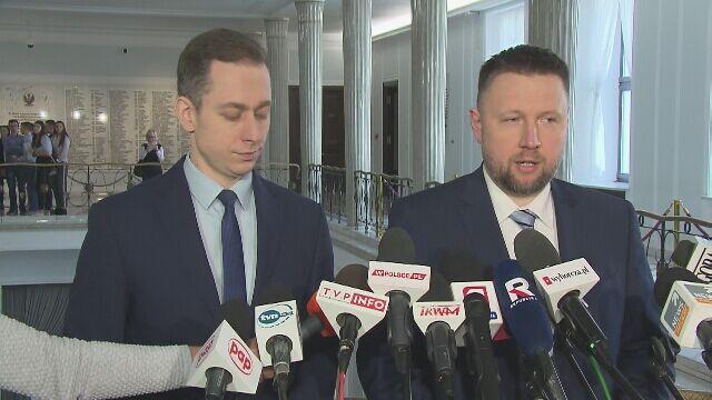 Kierwiński: Jesteśmy świadkami farsy pomyłek.