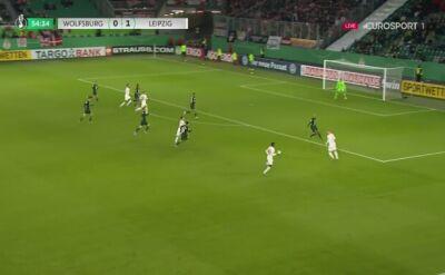 Mordercze sześć minut. Lipsk rozmontował Wolfsburg