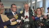 Terlecki: rząd musiał podjąć ofensywę medialną, żeby zrównoważyć histerię