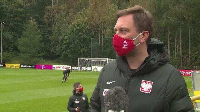 Jakub Kwiatkowski o kadrze przed meczem z Bośnią i Hercegowiną