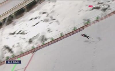 Skok Johanna Andre Forfanga po zwycięstwo
