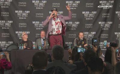 Tyson Fury - człowiek wielu talentów