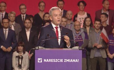 Program partii Biedronia: skrócenie kolejek do lekarzy specjalistów
