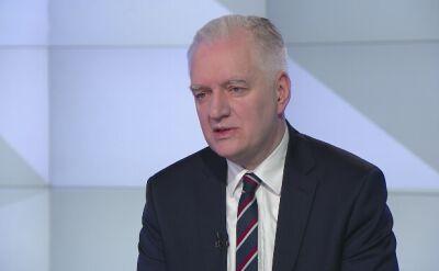 """""""Nie widzę powodu, dla którego Kaczyński miałby się z tej sprawy tłumaczyć"""""""