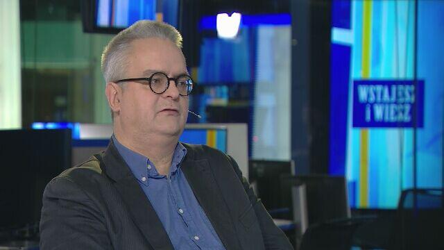 Czuchnowski: jeżeli prezes PiS twierdzi, że to jest nieprawda, to jedyną możliwą reakcją jest oskarżenie Birgfellnera o składanie fałszywych zeznań