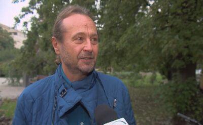 Wrocławski pisarz o nieznanym opowiadaniu Olgi Tokarczuk