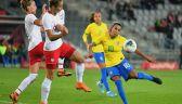 Polki przegrały z Brazylijkami w piłkę nożną