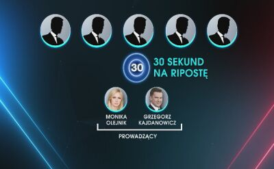 """""""Czas decyzji"""" w TVN24. Zasady debaty"""