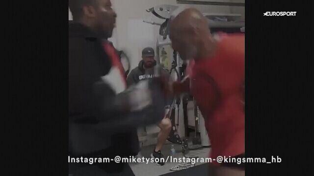 Mike Tyson zapowiada powrót do ringu