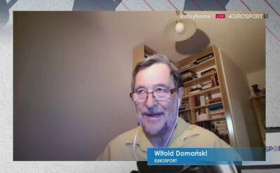 Witold Domański o specyfice Eurosportu